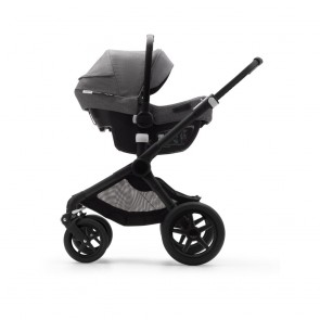 Bugaboo Turtle Air by Nuna car seat  grey melange
