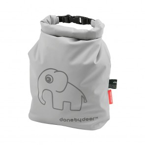Done by Deer - Roll-top storage bag, Elphee - grey