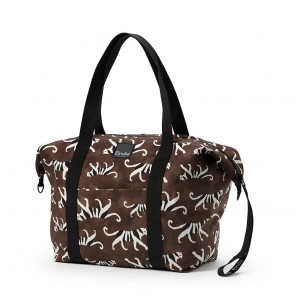 Elodie - Changing  Bag - Soft Shell Grande White tiger