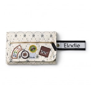 Elodie - Portable Changing Pad - Monogram