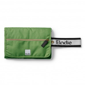 Elodie - Portable Changing Pad - Popping Green