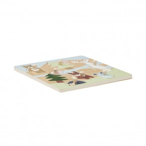 Kid's Concept - Puzzle with knobs EDVIN