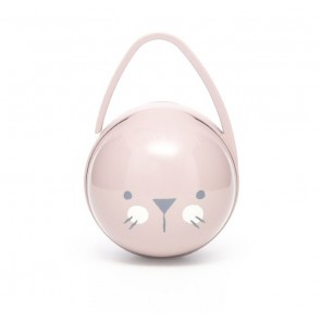 Suavinex - Duo Soother Holder Hygge Premium, pink