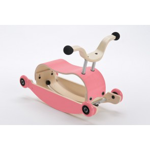 Wishbone Mini-Flip Walker - Pink