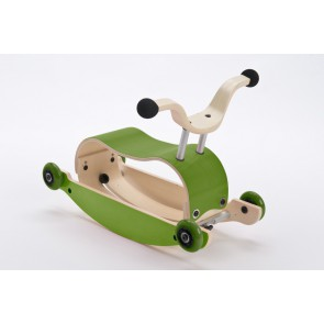 Wishbone Mini-Flip Walker - Green