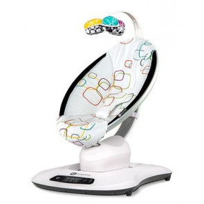 4moms mamaRoo 4.0 Multi Color Plush