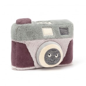 Jellycat - Wiggedy Camera