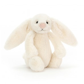 Jellycat - Bashful Cream Bunny Small