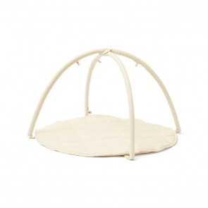 Kid's Concept - Babygym textile off white
