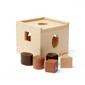 Kid's Concept - Sorter box natural NEO