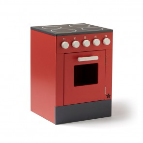 Kid's concept -  Stove red Bistro