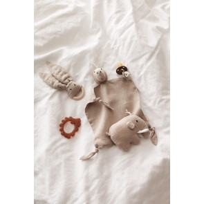 Kid's concept - Teether rubber natural hedgehog