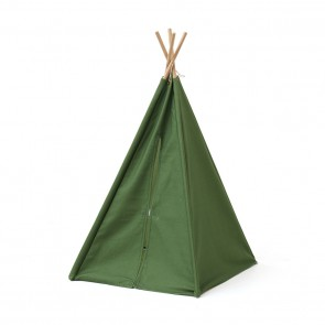 Kid's Concept - Tipi tent mini green