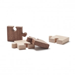 Kid's Concept - Puzzle nature 4 pcs