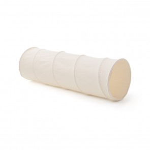 Kid's concept -  Play tunnel off white 150 cm