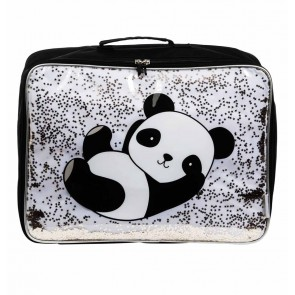 A Little Lovely Company - Suitcase Glitter Panda