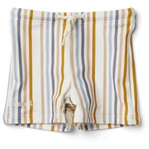 Liewood -  Otto swim pants, Stripe Multi