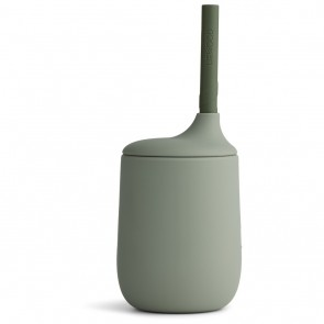 Liewood - Ellis Sippy Cup, Faune green/hunter green mix