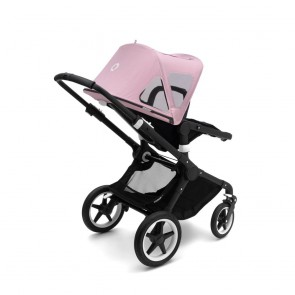 Bugaboo Cameleon3/Fox - breezy sun canopyNeon red