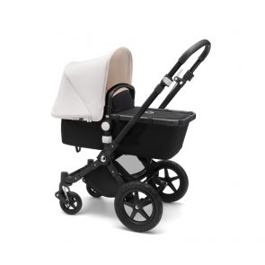 Bugaboo Cameleon 3 Plus fresh white and black chassis