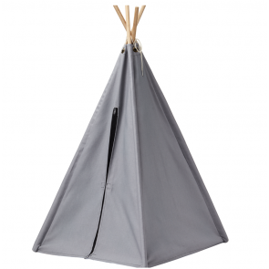 Mini tipi tent grey
