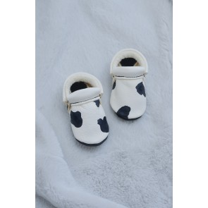 Minimellows - Baby moccasins Cow