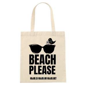Shopping bag -  Beach please