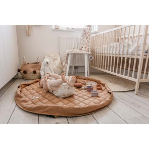 Play&Go baby playmat 3in1 Organic - Tawny Brown