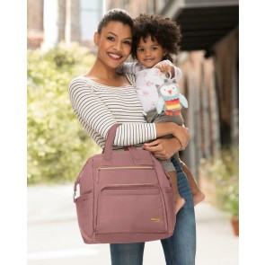 Main Frame Wide Open Backpack- Dusty Rose
