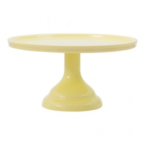 Cake stand small - Yellow