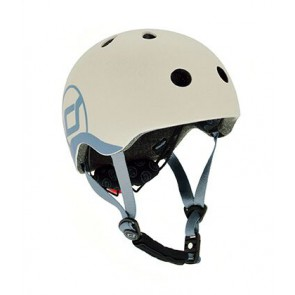 Children helmet Scoot&Ride - Ash