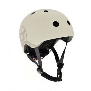 Children helmet Scoot&Ride - Ash S-M