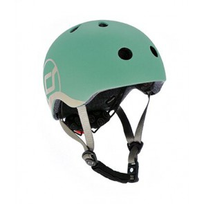 Children helmet Scoot&Ride - Forest