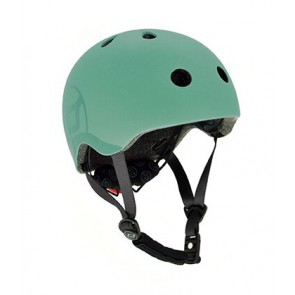 Children helmet Scoot&Ride - Forest S-M