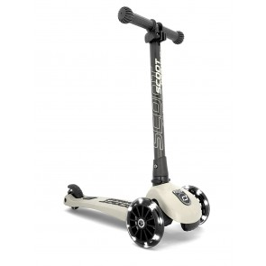 SCOOT&RIDE - Highwaykick 3 LED - Ash