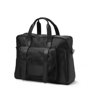 Changing  Bag - Signature Edition Brilliant Black