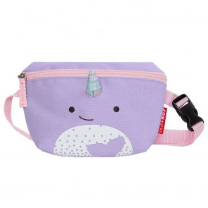Skip Hop - Zoo Hip Pack- Narwhal