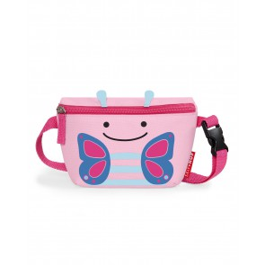 Skip Hop - Zoo Hip Pack- Butterfly
