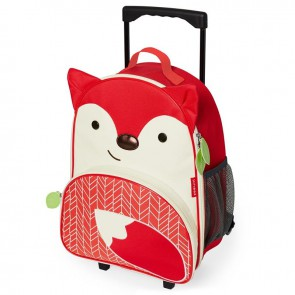 Zoo Luggage - Fox