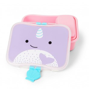 Zoo Lunch Box - Narwhal