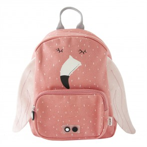 Trixie Baby - Backpack Mrs. Flamingo