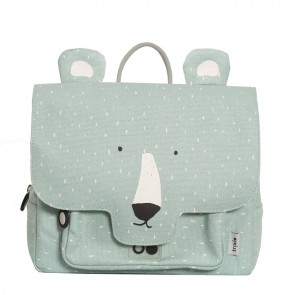 Trixie Baby - Satchel Mr. Polar Bear