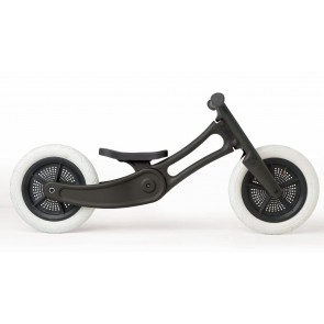 Wishbone Bike 2v1 - Recycled RE2 black