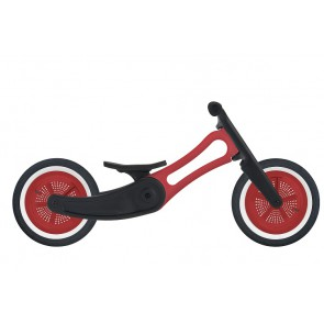Wishbone Bike 2v1 - Recycled RE2 red