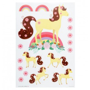 Wall sticker: Horse