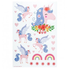 A Little Lovely Company - Wall sticker Unicorn
