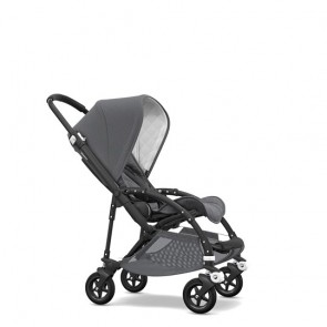 Bugaboo Bee Classic Grey Mélange / black chassis